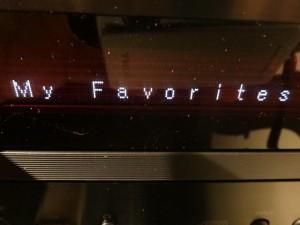 ONKYO CR-N755とインターネットラジオ。膨大なチャンネルの中からお気に入りの局をログしておける、My Favoriteも。