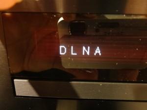 ONKYO CR-N755はDLNAにも対応。自宅のブルーレイレコーダとつなげてみようかな。