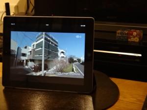 ソニー デジタルHDチューナー内蔵HDD 500GB搭載ブルーレイディスク/DVDレコーダー BDZ-EW500で収録した映像をiPad側のTwonky Beamがストリーム再生開始。できた!良い。