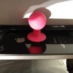ロジクール ウルトラスリム キーボードカバー TK710をiPhoneにつなげてみた
