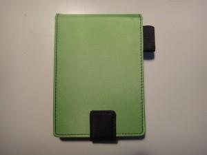キングジム ショットノート専用カバー 緑 Sサイズ (メモパッド付き) 9100Cミト