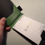 キングジム ショットノート専用カバー購入