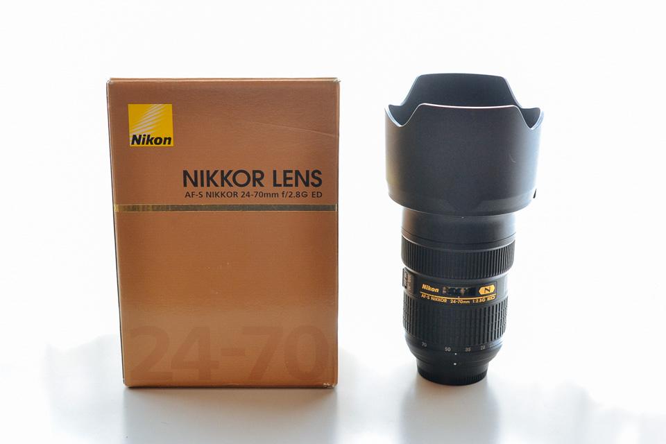 ニコン AF-S NIKKOR 24-70mm f/2.8G EDで台湾を撮る