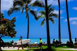 ニコン AF-S NIKKOR 85mm f/1.4Gでハワイ撮影