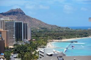 ニコン AF-S NIKKOR 70-200MM F/2.8G ED VR II でハワイを撮る