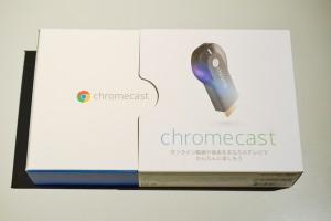 Google Chromecastの使い方