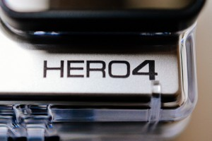GoPro HERO4 Silver発売! 開封写真