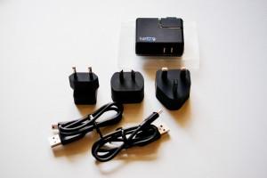 GoPro ウォールチャージャー(AWALC-001)