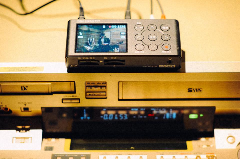 ビデオキャプチャーBOX GV-VCBOX(アナ録)