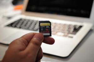 ビデオテープの映像をMacに取り込む