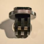 GoProアクセサリレビュー|カメラのホットシューにGoProを装着(ホットシューマウント REC-B66) 購入レビュー