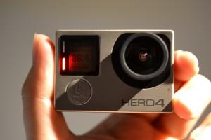【国内正規品】 Go Pro ウェアラブルカメラ HERO4 シルバーエディション アドベンチャー CHDHY-401-JP