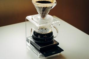 ハリオ V60でおいしいコーヒーの淹れ方