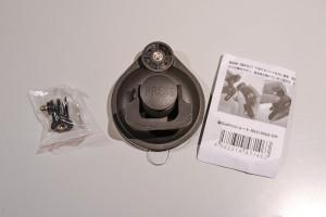 GoProアクセサリ 吸盤 REC-MOUNTS サクションカップマウント REC-B42-GP