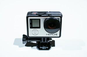 GoPro HERO4とThe Frame ザ・フレーム ANDFR-301 購入レビュー