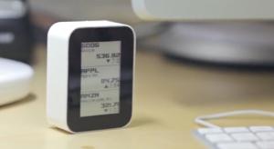 DISPLIO eInk を使った低消費電力のマイクロディスプレイデバイス