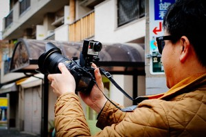 GoProとビデオカメラ映像をプレミアでワイプ撮り動画編集(子画面 PinP自作)