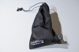 GoProアクセサリレビュー|GoPro 純正ポーチ ABGPK-005