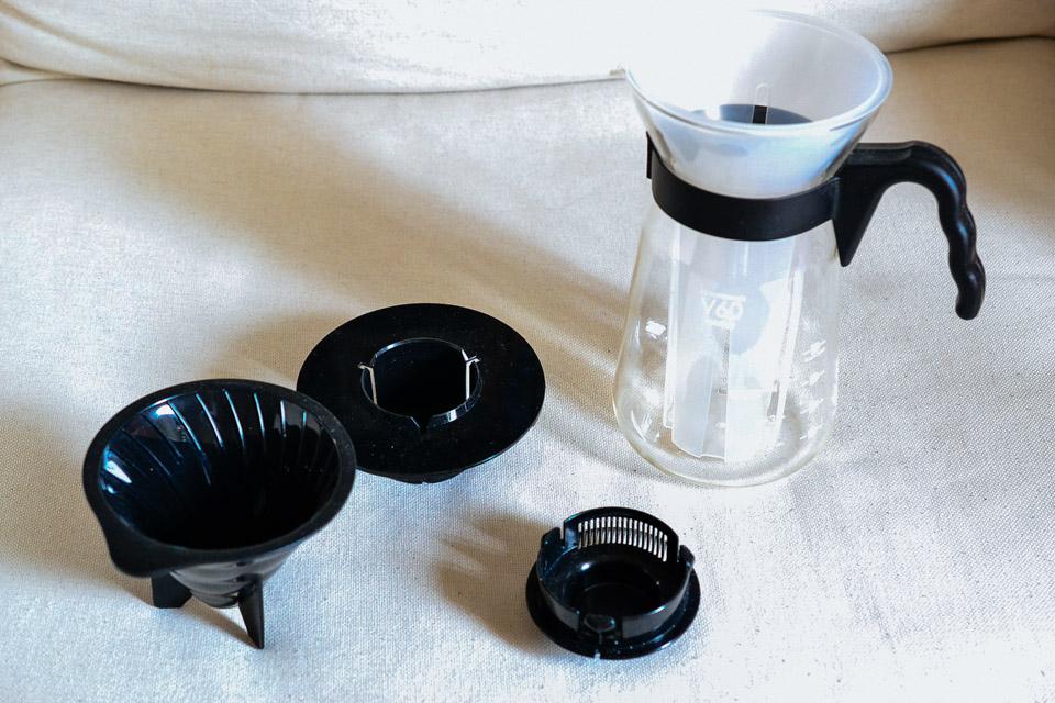 ハリオ V60 アイスコーヒーメーカー VIC-02B レビュー