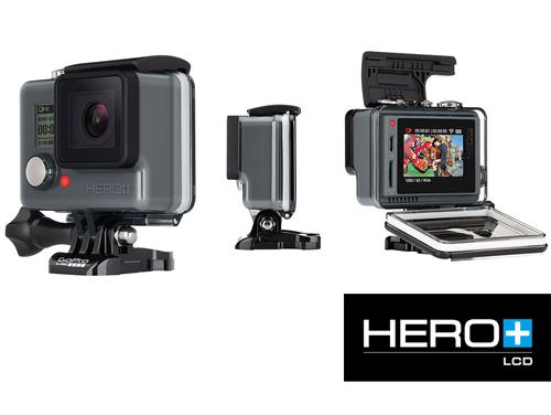 GoPro HERO+ LCD VS HERO 4 SILVER