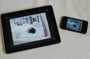 古いiPad、iPhone、iPod端末から同時接続できるのです★