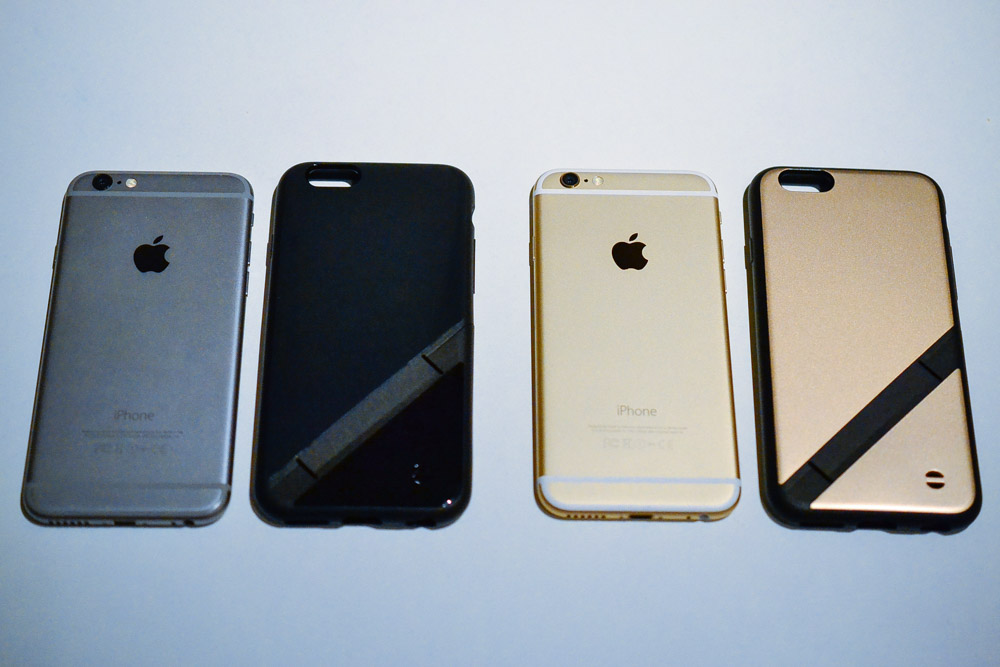 SoftBank SELECTION iPhone 6/6s EQUAL stand、シンプルなデザインですよね。