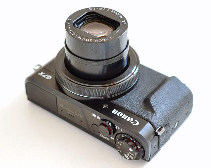 Canon デジタルカメラ PowerShot G7 X MarkII 購入レビュー