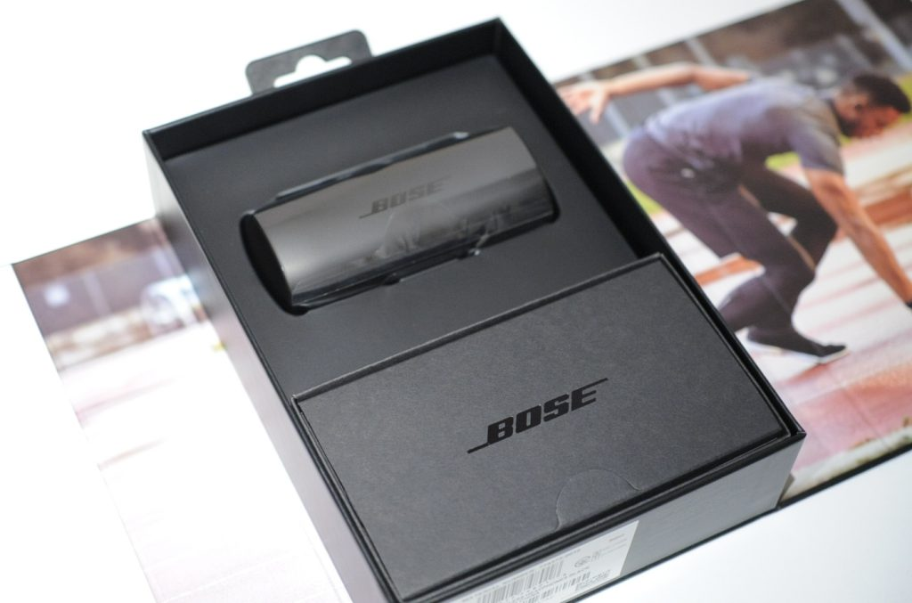 Bose SoundSport Free wireless headphones 購入レビュー開封