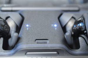 Bose SoundSport Free wireless headphones 購入レビュー ポータブル充電ケース